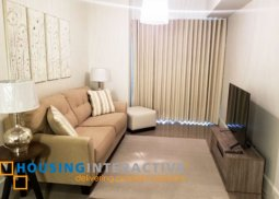 FULLY FURNISHED 1BR CONDO UNIT FOR RENT AT THE PROSCENIUM AT ROCKWELL MAKATI