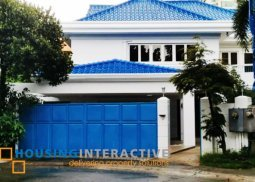 FULLY FURNISHED 4 BEDROOM HOUSE AND LOT FOR RENT IN PALLADIUM SUBDIVISION MANDALUYONG