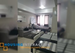 A fully-furnished studio condo for rent in Bel-Air, Makati