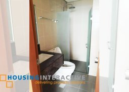 FULLY FURNISHED 2 BEDROOM FOR RENT AT THE ONE WILSON SQUARE GREENHILLS
