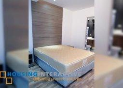 FULLY FURNISHED 1 BEDROOM FOR RENT AT THE CRESCENT PARK RESIDENCES BGC