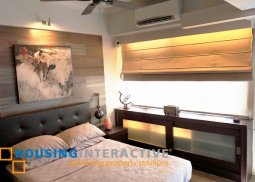 SEMI FURNISHED 1BR CONDO UNIT FOR SALE AT FORBESWOOD PARKLANE BGC