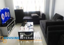 FULLY FURNSIHED 1BR CONDO UNIT FOR SALE AT THE PARKSIDE VILLAS