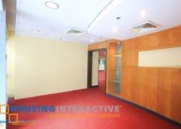 RFO office space for lease in Salcedo Village