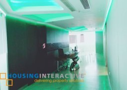 Fitted office space for lease in Makati City