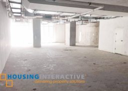 Bare-shell ffice Space for lease in Makati