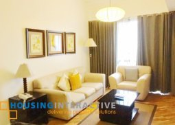 FULLY FURNISHED 1BR CONDO UNIT FOR UNIT FOR RENT AT THE JOYA LOFTS AND TOWERS MAKATI