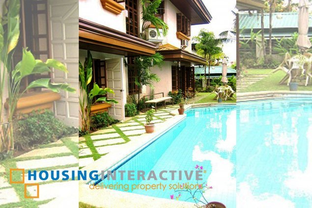 UNFURNISHED 4BR HOUSE AND LOT FOR SALE IN PACIFIC VILLAGE MUNTINLUPA