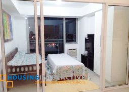 FULLY FURNISHED 1BR CONDO UNIT FOR RENT/SALE IN AZURE URBAN RESORT RESIDENCES