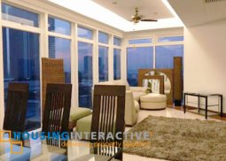 FULLY FURNISHED 3BR CONDO UNIT FOR RENT IN SALCEDO PARK