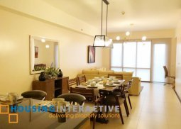 FULLY FURNISHED 1BR CONDO UNIT FOR RENT AT VIRIDIAN GREENHILLS