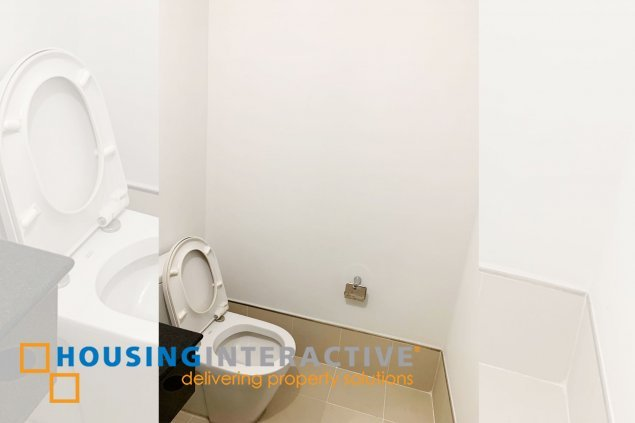 UNFURNISHED 1BR CONDO UNIT FOR RENT/SALE AT ONE MARIDIEN BGC