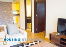 Fully furnished 1 bedroom for rent at The Kroma Tower Makati