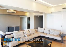 Newly renovated 3 bedroom Penthouse unit for sale at One Shangri-la Place