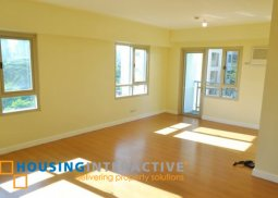 Semi-furnished 3br corner flat unit for sale at The Grove by Rockwell
