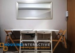 SEMI FURNISHED 1 BEDROOM UNIT FOR RENT AT THE SHELL RESIDENCES PASAY