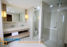 Amazing 3br condo unit for rent at The One Shangri la Place Mandaluyong