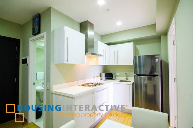 Modern 2br for rent at Acqua Private Residences