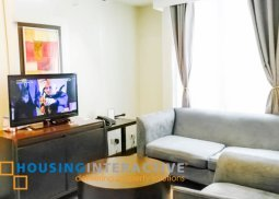 FULLY FURNISHED 1 BEDROOM FOR RENT AT LANCASTER HOTEL