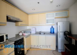 Fine 1br condo unit for rent at The One Legaspi Park Makati