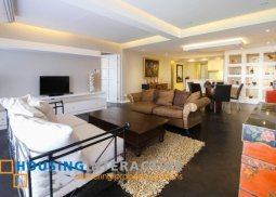 EXQUISITE FULLY FURNISHED 3-BEDROOM UNIT FOR SALE IN LEGASPI TOWERS 300