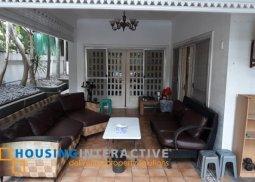 Palatial house and lot for sale at Ayala Alabang