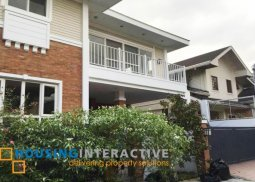 MODERN HOUSE AND LOT FOR RENT AT PASIG CITY