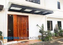 Modern house and lot for sale at Ayala Alabang