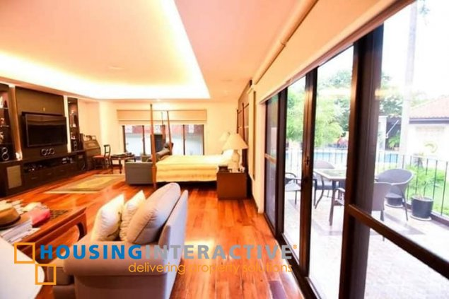 Two houses for sale in a property at Makati City