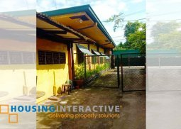 House and Lot with Apartment Building for sale at Valenzuela City