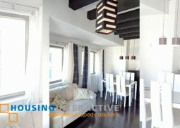 FULLY FURNISHED 1BEDROOM UNIT FOR SALE AT FORBESWOOD PARKLANE