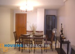 Royal-like Condo with 2 bedrooms for rent at the Salcedo Village, Makati