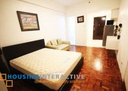 AFFORDABLE STUDIO UNIT FOR SALE AT CITYLAND PIONEER