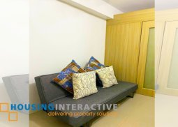 Fully furnished 1br for rent at Shore Residences