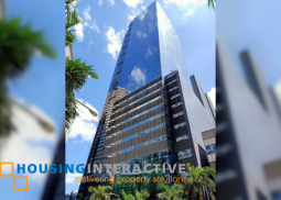 BRAND NEW OFFICE SPACE FOR LEASE IN ORTIGAS