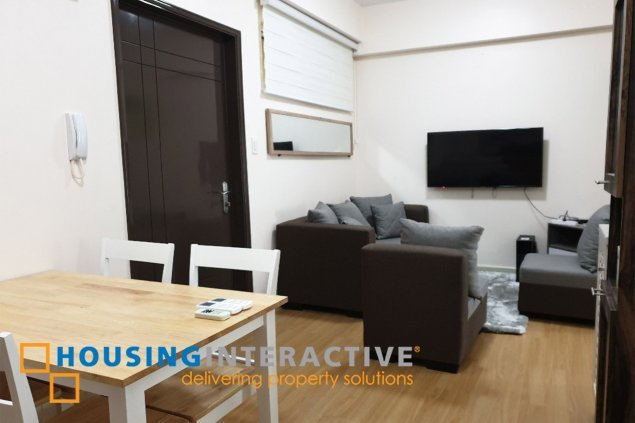 FULLY FURNISHED 2 BR UNIT FOR RENT AT THE PENINSULA GARDEN MANILA