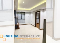 Semi-furnished 1br for sale at The Sapphire Bloc Pasig