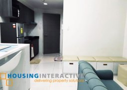 FULLY FURNISHED 1 BEDROOM UNIT FOR RENT AT THE CURRENCY PASIG