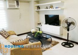 CORNER 3 BEDROOM UNIT FOR SALE AT TWO SERENDRA TAGUIG