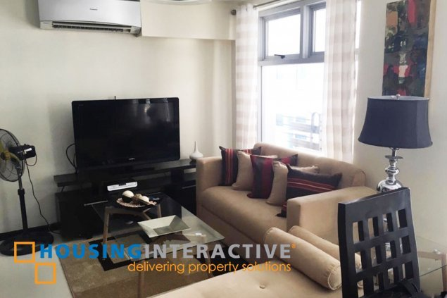 FULLY FURNISHED 2 BR UNIT FOR RENT AT A. VENUE RESIDENCES