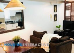 FULLY FURNISHED STUDIO TYPE UNIT FOR RENT AT THE COLUMNS LEGASPI MAKATI