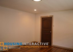 Palatial 3 bedroom house and lot for rent at Magallanes Village, Makati